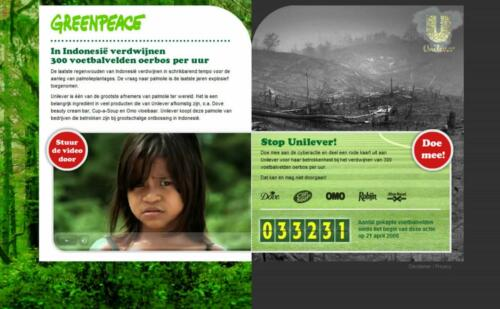 concept Greenpeace oerbos
